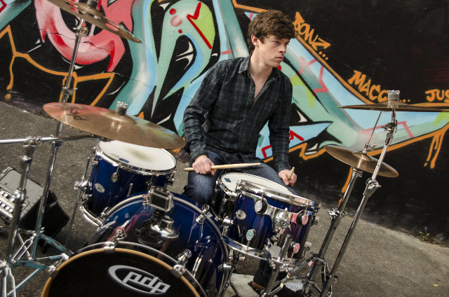 Session Drummer Galway Ireland Naoise Jordan Cavanagh
